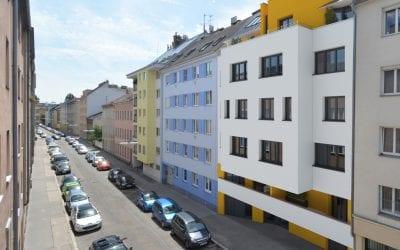1210 Wien, Mengergasse 4